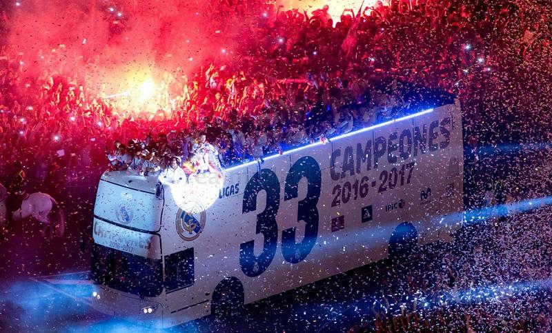 Rodriguez: Momen Selebrasi Kemenangan Real Madrid Sangat Unik!