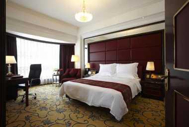 \Astaga! Tarif Hotel Naik 10 Kali Lipat Jelang Pertemuan IMF-Bank Dunia\
