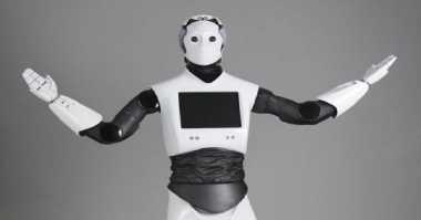 Wow, Polisi di Dubai Bakal Digantikan Robot