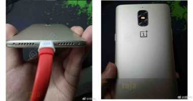Saingi HTC, OnePlus 5 Bakal Tinggalkan Jack Headphone?