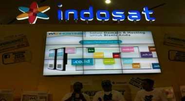 \Laba Indosat Amblas 19,9% di Kuartal I-2017\