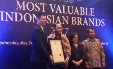 \Hebat! 4 Perusahaan MNC Raih Top 100 Most Valuable Indonesian Brands Awards 2017   \
