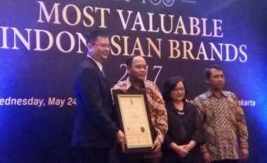 \Hebat! 4 Perusahaan MNC Raih Top 100 Most Valuable Indonesian Brands Awards 2017   \