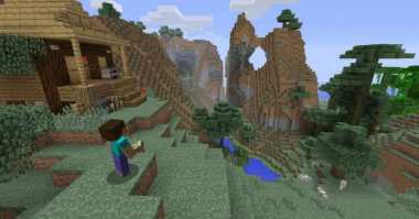 Microsoft Bakal Rilis Update Terbaru untuk Minecraft