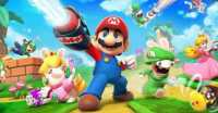 Mario + Rabbids Kingdom Battle Akan Hadir di Nintendo Switch