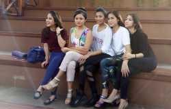 Ups, Girls Squad Ternyata Juga Sering Adu Mulut