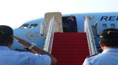 \Kunker ke Malang, Presiden Jokowi Bagikan Sertifikat Tanah dan KIP\