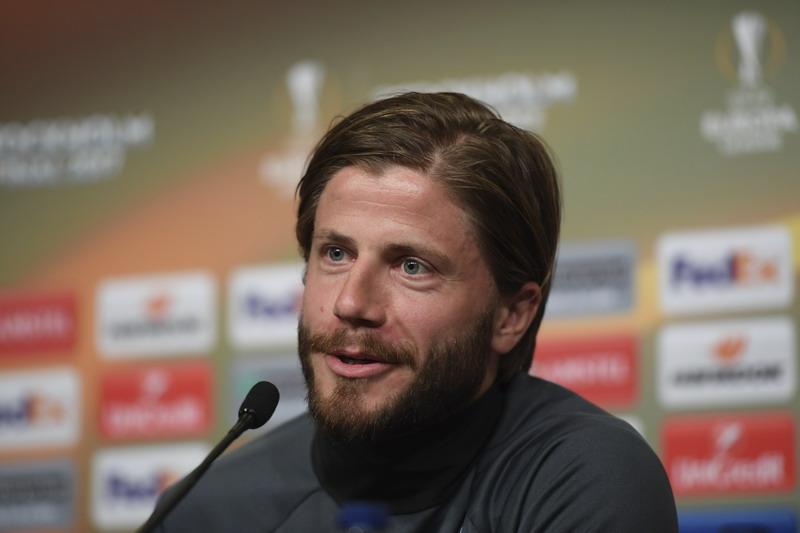 Jelang Bersua Manchester United di Final Liga Eropa, Schone: Saya Ingin Angkat Trofi di Swedia!