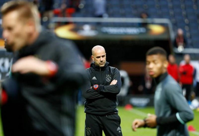 Ajax Tampil di Final Liga Eropa, Bosz: Kami Miliki Peluang Kalahkan Manchester United!