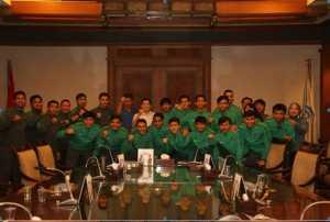 Antara Hary Tanoe, Vic Hermans dan 8 Besar AFC U-20 Futsal Championship
