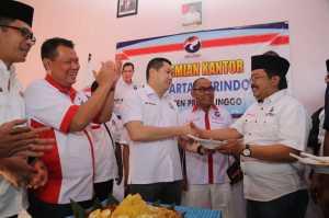 Hary Tanoe Resmikan Kantor DPD Perindo Kabupaten Probolinggo