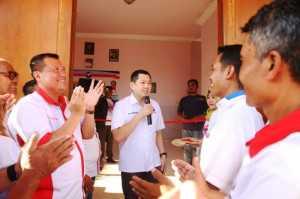 Sejahterakan Rakyat, Hary Tanoe Terkesan dengan Program Sapi Perah di Probolinggo