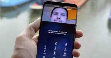 Pemindai Iris Galaxy S8 Dibobol Hacker