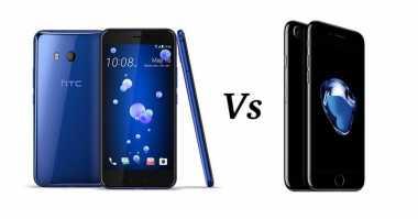 Uji Kamera HTC U11 vs iPhone 7, Siapa Pemenangnya?