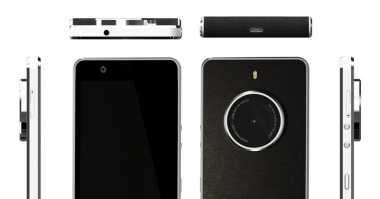 HTC U11 Kedatangan Pesaing di Sektor Kamera, Kodak EKTRA