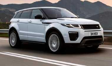 Range Rover Evoque dan Discovery Sport Model 2018 Gunakan Mesin Baru
