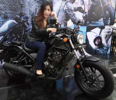 Honda CMX500 Rebel Bakal Geser CB500X?