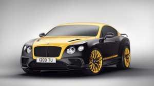 Bentley Continental 24, Mobil bagi Penggila Balap