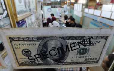 \Hasil Pertemuan The Fed Buat Dolar Melemah\
