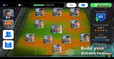 Konami Boyong 'PES2017 Pro Evolution Soccer' ke Android dan iOS