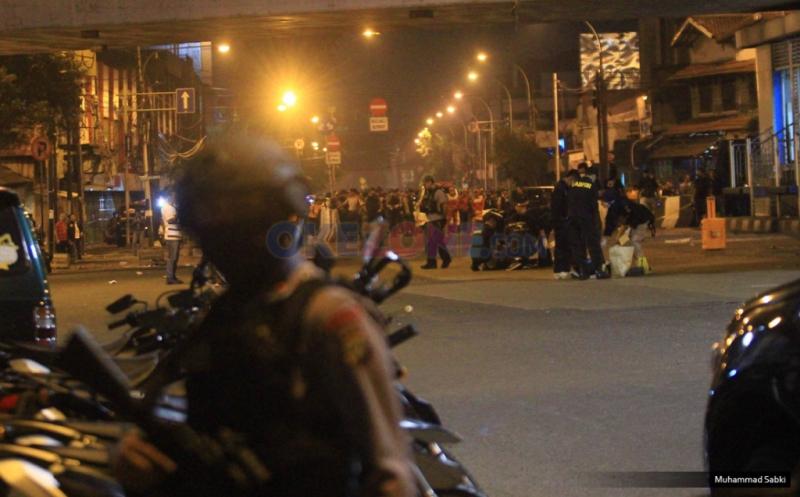 Pasca-Bom Bunuh Diri di Kampung Melayu, Polisi: Warga <i>Nggak</i> Usah Takut dengan Terorisme