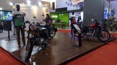Fokus Jual Motor 350-750 Cc, Royal Enfield Berambisi Kuasai Pasar