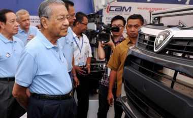 Mantan Orang Nomor Satu di Malaysia Sedih Geely Akuisisi Proton