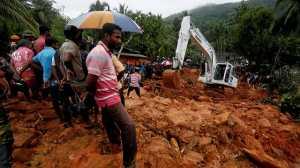 Longsor dan Banjir di Sri Lanka Tewaskan 25 Orang