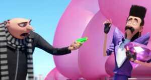 VIDEO: Intip Masa Lalu Gru dan Dru di Trailer Despicable Me 3