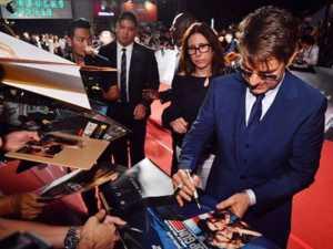 Curhat Tom Cruise saat Promo The Mummy di Taiwan