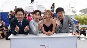 Im Siwan Bangga The Merciles Dapat Sambutan Heboh di Festival Film Cannes