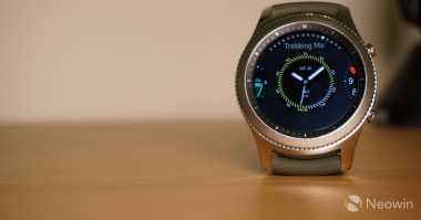 Update Software Gear S3 Dukung Fitur 'Find My Device'