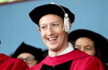 Viral, Akhirnya Mark Zuckerberg Jadi Sarjana