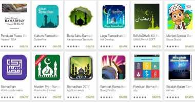Daftar Aplikasi yang Mendukung Ibadah Puasa Ramadan (1)