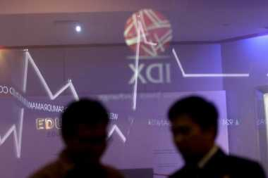 \Mantap! Rating Investment Grade Indonesia Perkuat IHSG\