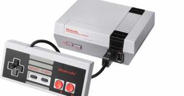 Nintendo Hentikan Produksi Konsol Classic NES