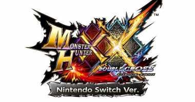 Monster Hunter XX Akan Tersedia di Nintendo Switch