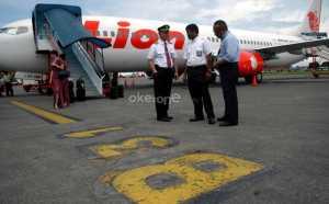 Pilot Lion Air Pembawa Keluarga ke Kokpit Diistirahatkan