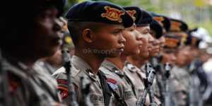 Pasca-Bom Kampung Melayu, Peringatan Kenaikan Isa Al Masih di Medan Dijaga Aparat