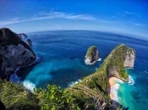Keindahan Pantai Kelingking di Bali Bikin Takjub Bukan Kepalang