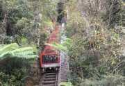 <i>Yuk</i>, Nikmati Pemandangan Gunung Biru dengan Funicular