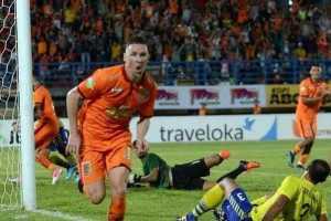 SPORT TWEETS: Marquee Player-nya Gabung Timnas Selandia Baru, Borneo FC Beri Ucapan Selamat