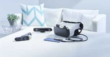 Saingi Samsung Gear VR, HTC Siapkan Link