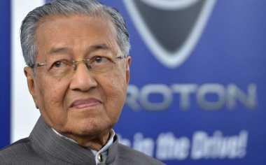 Saham Proton Dibeli Geely, Ini 12 Butir Ungkapan Kesedihan Mahathir Mohamad