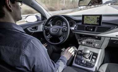 Audi Siap Luncurkan Mobil Tanpa Sopir pada 2021