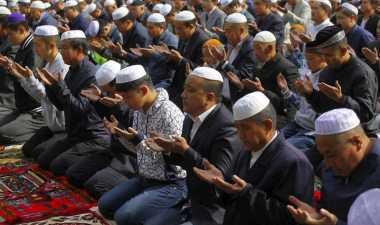Ramadan, Muslim di China Berpuasa Selama 16 Jam