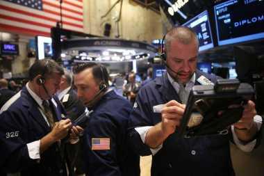 \Hadapi Libur Memorial Day, Wall Street Akhiri Pekan dengan Gerak Bervariasi\