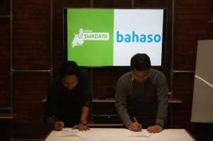 Gandeng Bahaso, Go-Jek Berikan Pelatihan Bahasa Inggris bagi Driver
