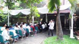 Rumah Duka Ridwan Baswedan, Adik Anies Ramai Didatangi Pelayat