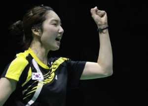 Menang 3-1 Atas Thailand, Korea Melaju ke Final Piala Sudirman 2017